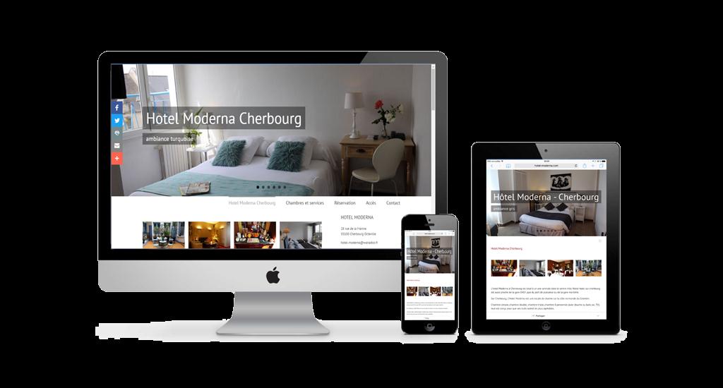Hotel Moderna Cherbourg - Cherbourg - Manche - 50